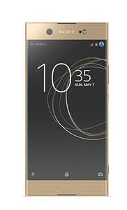 Sony Xperia XA1 Ultra Smartphone, 32 GB Internal Memory, Gold £230.75 @ amazon Italy