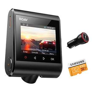 Anker Roav Dash Cam C1 Pro - £84.99 Sold by AnkerDirect and Fulfilled by Amazon - Lightning deal
