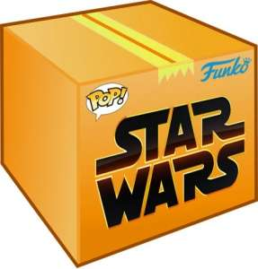 36 Funko Pop Star Wars Figures for £124.99 at Forbidden Planet UK ... May 4th Be With You