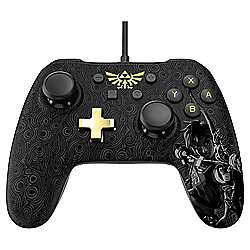Nintendo Switch Wired Controller - Zelda version - £15 Tesco in-store - Yate