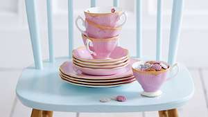 £10 off £100 Spend on China with code @ Royal Albert