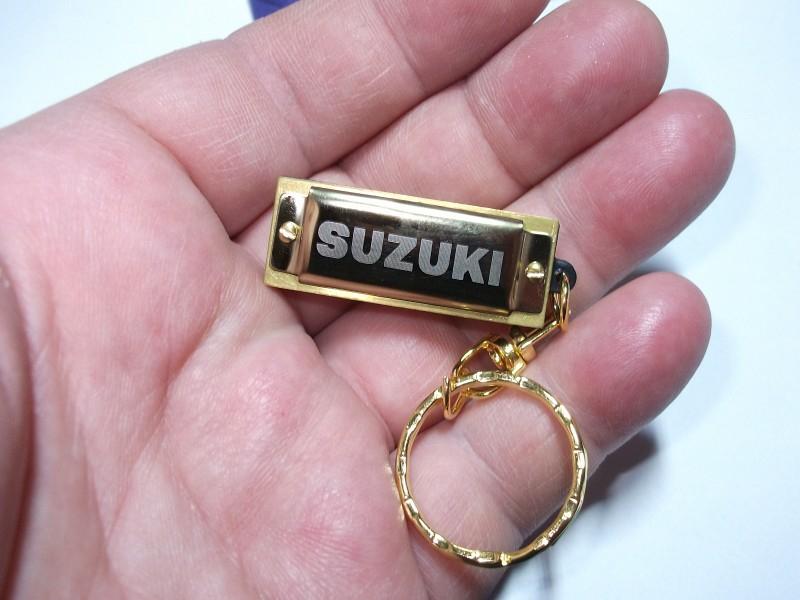 Suzuki Mini 5 Holes 10 Tone Harmonica 88p Delivered @ Tomtop
