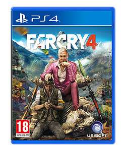 Far Cry 4 - PS4 - £8.99 - GAME