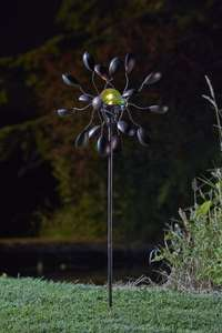 Best priced Solar Wind Spinner out there - £12.99 @ Aldi