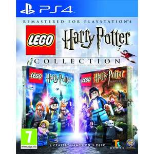 LEGO HARRY POTTER COLLECTION [PS4] £9.99 // LEGO STAR WARS: THE FORCE AWAKENS £9.99 @ The Game Collection