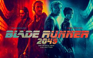Blade Runner 2049 by Denis Villeneuve iTunes 4K