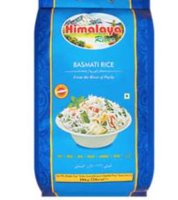 Himalaya River classic Basmati Rice aged £1  Poundworld