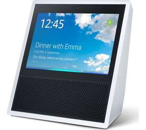 Echo Show White £119 in Currys (Wakefield)