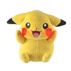Pokemon My Friend Pikachu Feature Plush Toy with Lights and Sounds £7.99 prime / £12.48 non prime @ Amazon