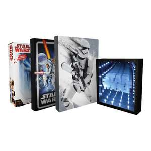 Star wars wall art mega bundles @ zavvi for £24.99