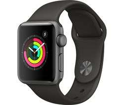 Apple Watch Series 3 Cellular - £20 OFF £409 @ Currys