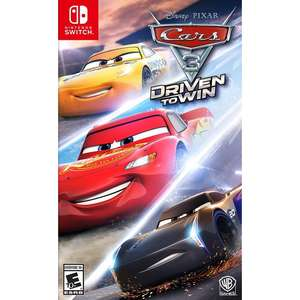 Cars 3: Driven to Win (US version) £14.41 delivered @ Playasia