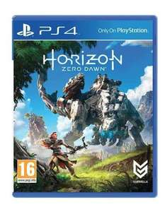 Horizon: Zero Dawn (pre-owned) only £13.49 at Music Magpie