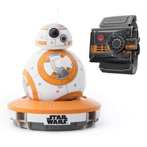 Sphero Star Wars BB-8 App-Enabled Droid with Force Band £64.95 / £59.95 droid only @ velocityelectronics  / eBay
