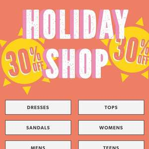 Newlook 30% off plus student discount stack