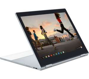 "GOOGLE Pixelbook 00122 12.3"" 2 in 1 Chromebook - Silver  reduced to £799 @ currys. Also direct from google store"