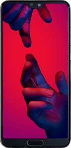 Huawei P20 Pro 128GB Black o2 3gb data @ mobiles.co.uk