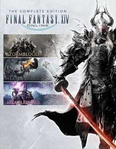 FINAL FANTASY® XIV ONLINE - COMPLETE EDITION £14.99 / £17.99 at Square Enix Online