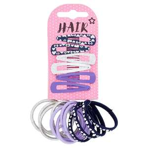 1/2 price on selected Superdrug Hair Accessories prices from 49p @Superdrug - Free C+C