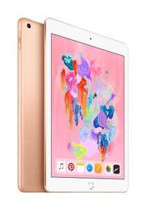 Students & teachers only: 2018 6th gen iPad 32gb 9.7inch plus 4 year warranty £287.10 (cheaper than Apple)