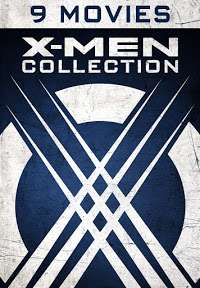 X-Men Collection. All 9 movies in HD for £22.99 on Google Play