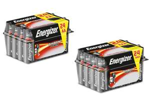 Energizer AA or AAA Alkaline Power Batteries 24 pack for £5.09 using code @ Robert Dyas (Free C&C)