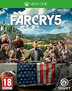 Far cry 5 £35.98 delivered @ Amazon - sold by Beauty stores / Fba