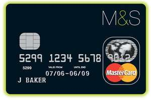 0% on balance transfers for 32 months - M&S CREDIT CARD