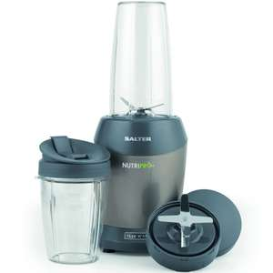 Salter Nutri Pro 1200 Blender - Silver / Red £29.74 with code + free c&c at Robert Dyas