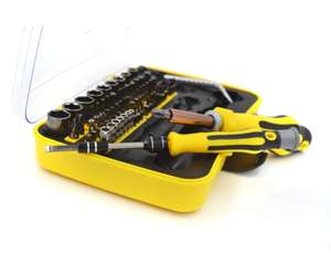 58 in 1 Magnetic Screwdriver Set + Tool Set @Amazon