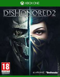 [Xbox One] Dishonored 2 - Now £3.75 (Pre-owned) - Music Magpie