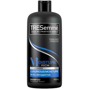 TRESemme 900ml Shampoos and conditioners £2.69 at Superdrug
