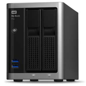 WD My Book Pro 6TB (WD Recertified) £239.99 at Western Digital