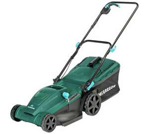 McGregor 40cm Corded Rotary Lawnmower - 1900W £86.66 @ Argos