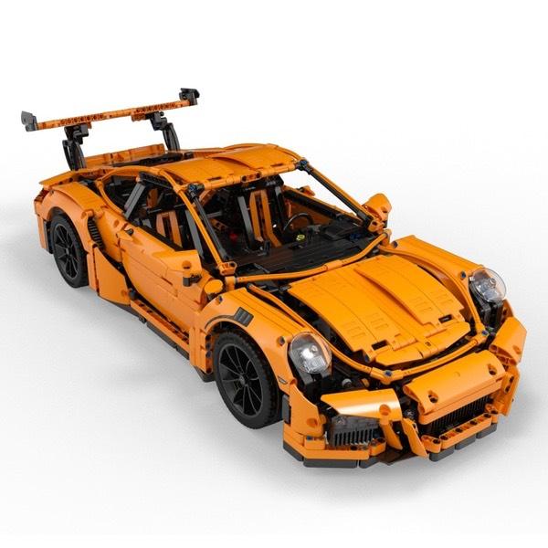 Lego Technic 42056 Porsche 911 GT3 RS - £189.99 @ Smyths