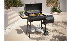 76cm Barbecue with smoker - £113.95 @ George Asda