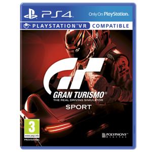 Gran Turismo Sport Brand New PS4 - £16.99 @ monsterbid / eBay