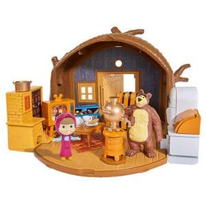 Masha and The Bear - House playset £16 @ Debenhams