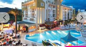 4-7nt 4* All-Inclusive Turkey Getaway & Turkish Bath Experience - £199pp @ Wowcher