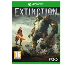 Extinction Xbox One PS4 Only £24.99 @ Argos
