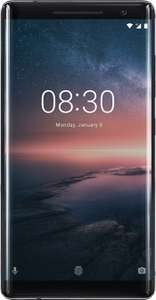 Nokia 8 Sirocco 128GB Black £339 upfront + £18 per month (£771 total) + 1gb data + Unlimited Minutes + Unlimited Texts on Vodafone 24 month contract @ Mobiles.co.uk (plus Google home mini)