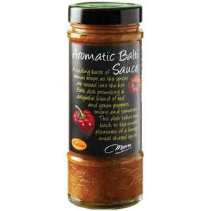MEENA'S AROMATIC BALTI SAUCE 425G 59P @ Poundstretcher