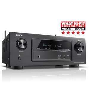 Denon AVRX2400H 7.2 Channel AV Surround Receiver - £294 with £5 off code £294 @ Electric Shop