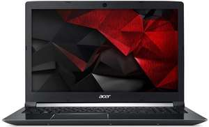 Acer Aspire 7 A715-71G-53HF - i5-7300HQ, 2GB GTX 1050, Full HD, 8GB, SSD + HDD - £599.97 @ Saveonlaptops