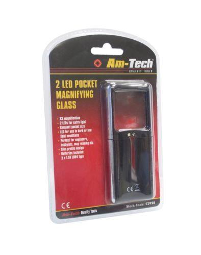 Am Tech 2 led pocket magnifier £1.96 in Maplin Instore
