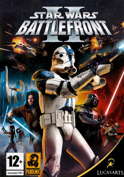 [Steam] Star Wars: Battlefront 2 (Classic, 2005) - £1.39 - Gamesplanet