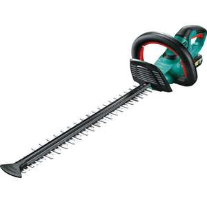 Lowest price ever on amazon Bosch AHS 50-20 LI Cordless Hedge Cutter with 18 V Lithium-Ion Battery, 500 mm Blade Length, 20 mm Tooth Opening £83.99 @ Amazon