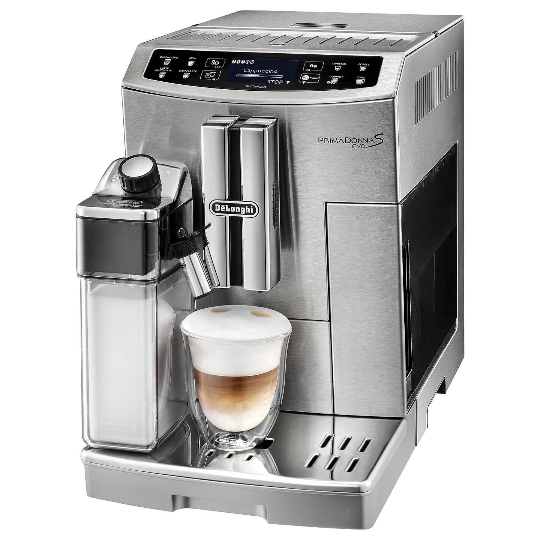 Back again - DeLonghi ECAM 510.55 PrimaDonna S Evo Bean-to-Cup Coffee Machine - £449 @ John Lewis (plus claim free gifts worth £145)
