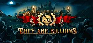 They Are Billions Steam sale - £14.61