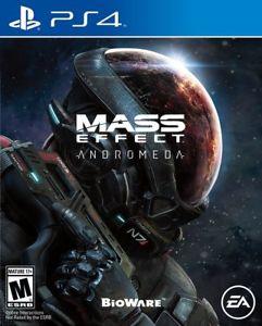 Mass Effect Andromeda PS4 - £10.99 @ eBay (seller: evergameuk)